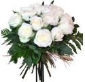 12 Roses Blanques
