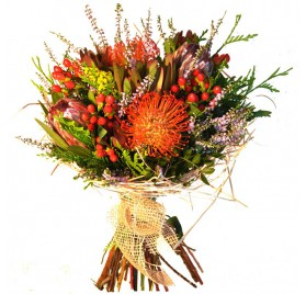 Bouquet de proteas Barcelona