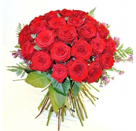 35 Red Roses to Barcelona
