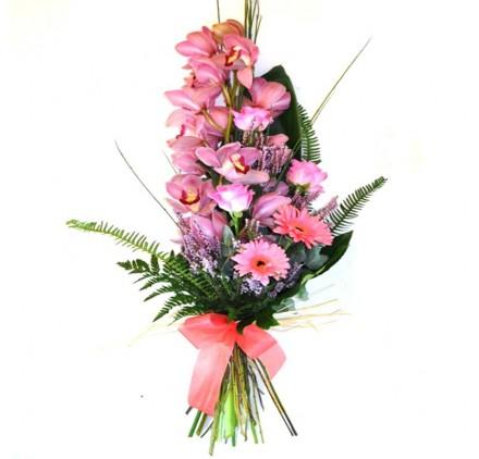 Bouquet of orchids barcelona
