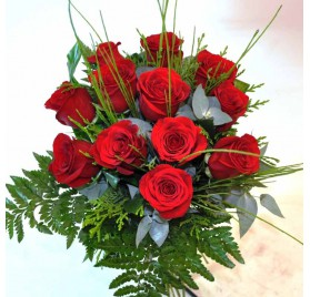 12 Roses Vermelles